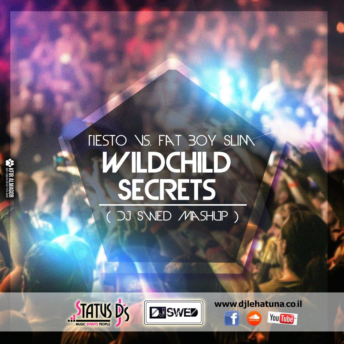 Tiesto vs Fat Boy Slim - Wildchild Secrets DJ Swed MashUp