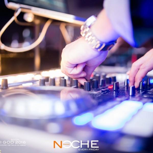 DJ Swed @ The Clubs