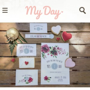 My Day - בלוג חתונות
